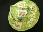 NOW SOLD  Beautiful Victorian coffee cup & saucer